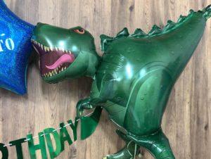 恐竜バルーン